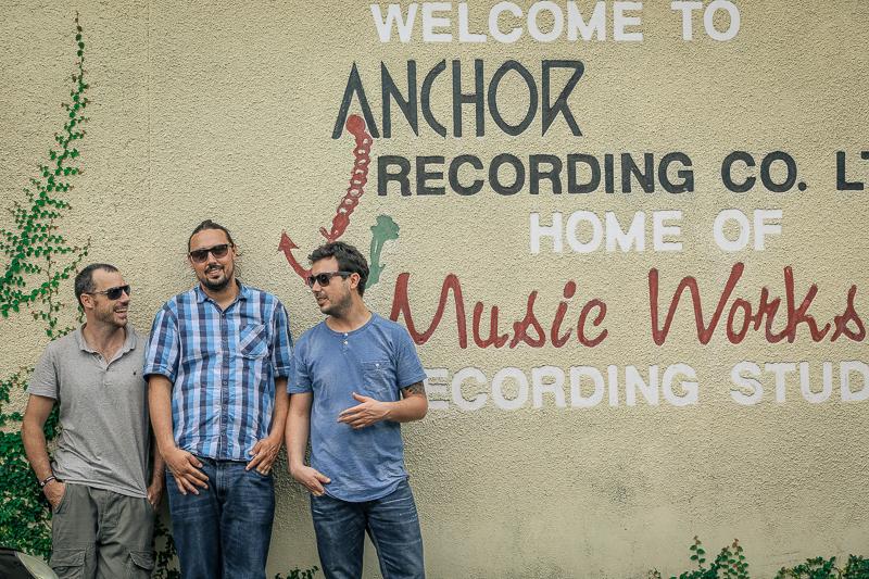 Anchor Studios, Kingston