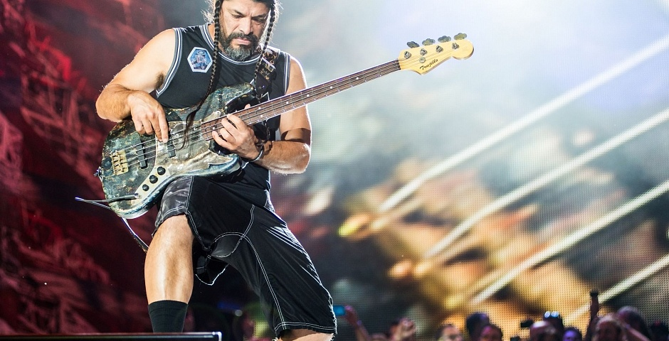 Robert Trujillo by Matthias Hombauer Photography